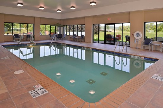 Olean, NY: Indoor Heated Pool