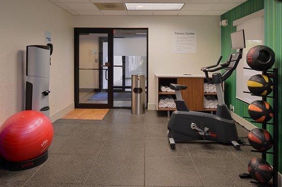 Olean, NY: 24/7 Fitness Room