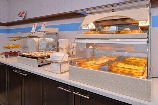Olean, NY: Express Start Breakfast