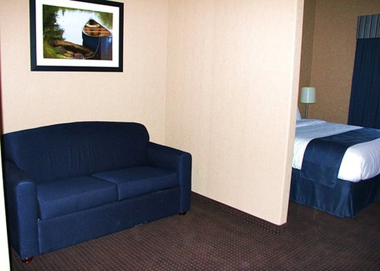 Virden, Canada: Family Suite Bedrm