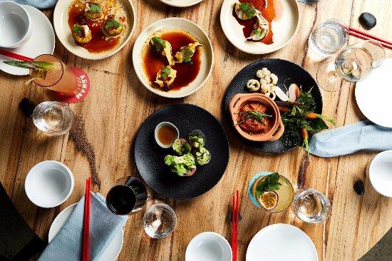 slavnostní večeře z Melbourne