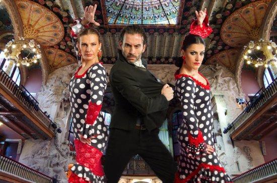 Spettacolo di flamenco Palau de la
