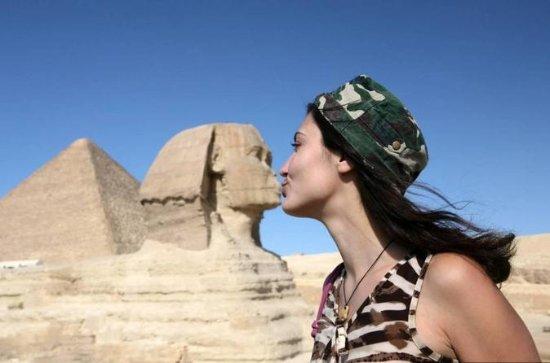 Excursión de un día a las pirámides...