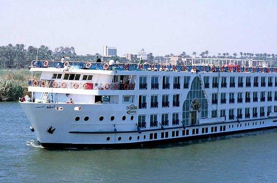 5 dagar 4 nätter Nilen Cruise från ...