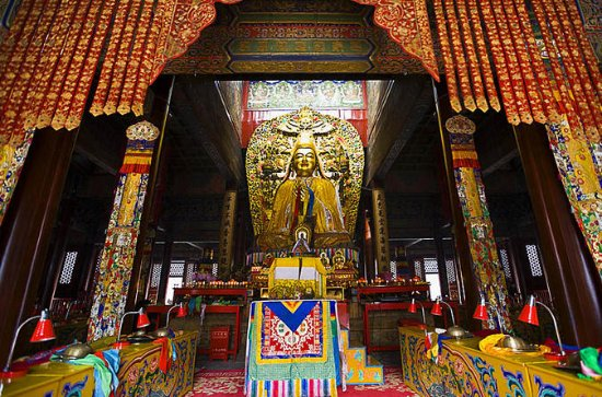 Half Day Tour To Lama Temple And...
