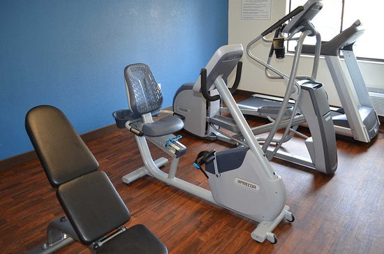 Comfort Inn Downtown Detroit : Exercise Room