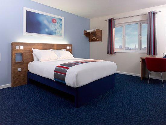 Alfreton, UK: Travelodge Double Room