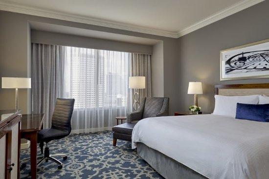 Loews New Orleans Hotel: Deluxe King