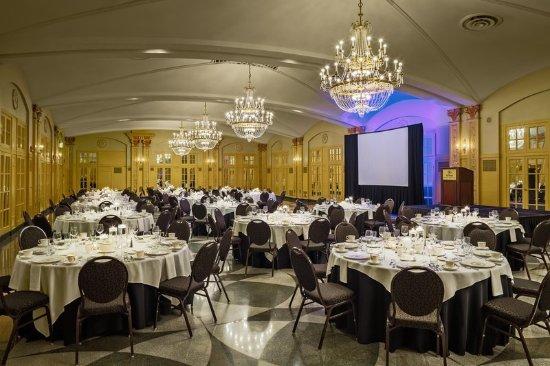 Hilton President Kansas City: Congress Ballroom