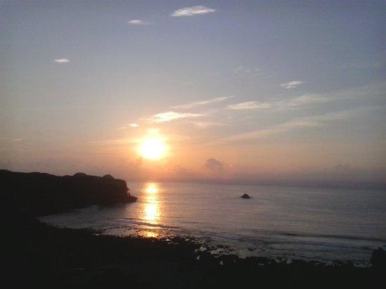 Taitung, Taiwan: 過山古道看日出