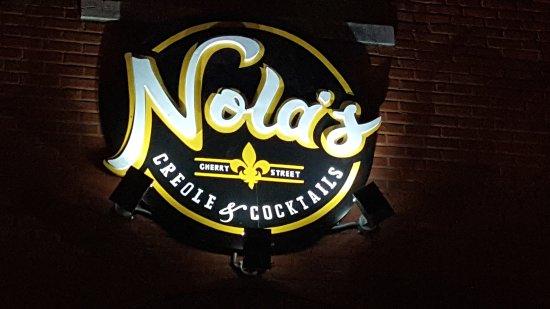 Nola's Creole & Cocktails