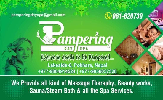 Pampering Day Spa