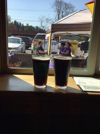 Silverton, OR: Dark beer