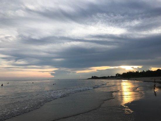 Long Hai, Vietnam: The beach. The best part.