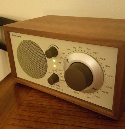 Motel Safari: Fancy Radio/Bluetooth System