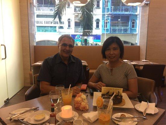 Sunway Hotel Seberang Jaya: Lunch & Surprise Birthday Cake