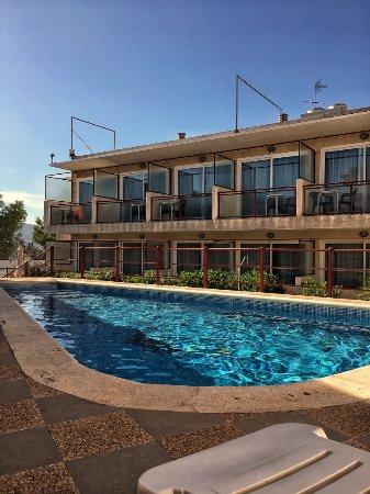 Hostal Residencia Molins Park: Pool