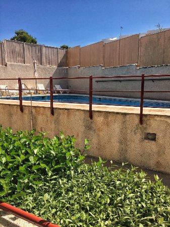 Hostal Residencia Molins Park: Room view
