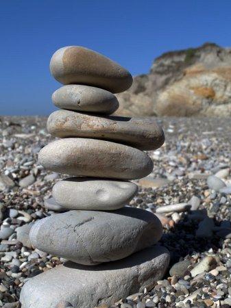 Los Osos, Califórnia: rock stack