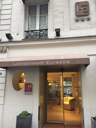 Hotel Longchamp Elysees : photo0.jpg