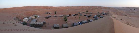 Wahiba Sands, Oman: morgens um sechs Uhr