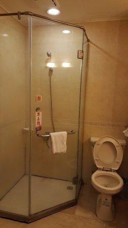 Sun-Link-Sea Hotel: 乾濕分離
