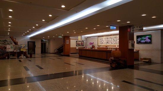Sun-Link-Sea Hotel: 大廳寬敞