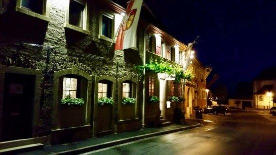 Rodelsee, Allemagne : Die Weinstube