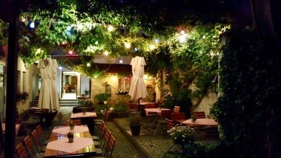 Rodelsee, Allemagne : das tolle Innenhöfle