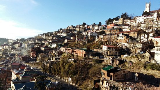 Shimla Heritage Walk: A small town in the middle of the mountains, Shimla was colonized by the British a long time ago