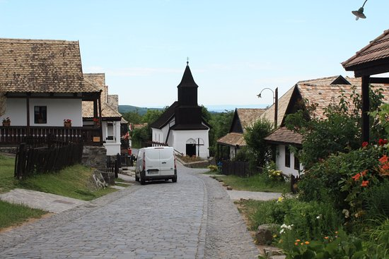 Holloko, Hungria: 教堂外觀
