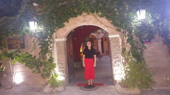 Goreme House: Bende çok memnun kaldım gayet güzel bir yerdi tavsiye ederim:)