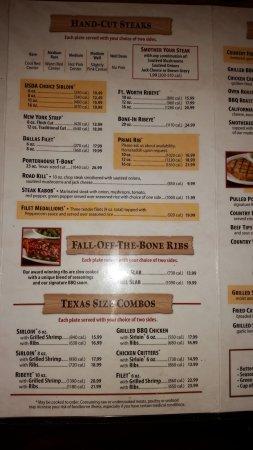 Texas Roadhouse San Antonio 2893 Cinema Rdg