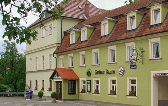 Traditionsgasthof Gruener Baum