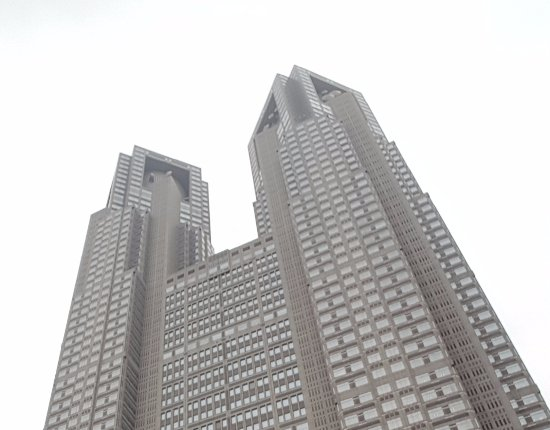 Tokyo Metropolitan Government Buildings Observatories
