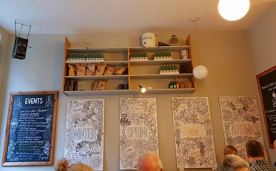 Edinburgh Larder Cafe: 20171009_090245_large.jpg