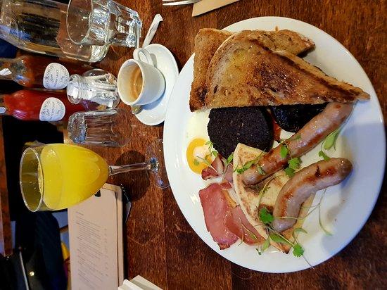 Edinburgh Larder Cafe: 20171009_090628_large.jpg