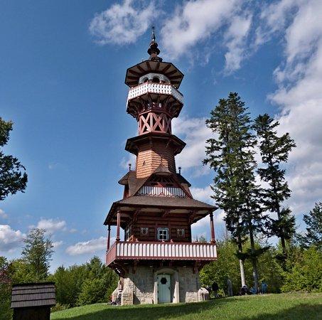 Roznov pod Radhostem, Czech Republic: Rozhledna