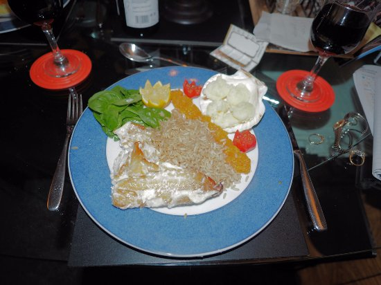 South Molton, UK: Yum ! Natural Oak SMoked Haddock :) from Dan, Dan the Fishman