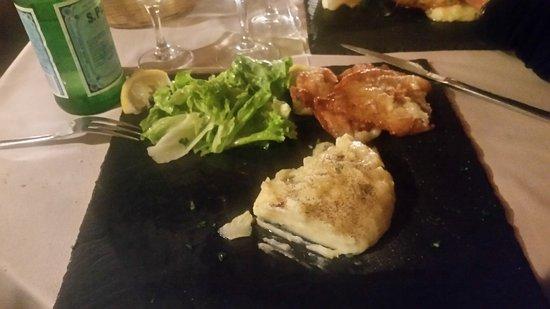 Bowling de Verdun: poisson et legumes