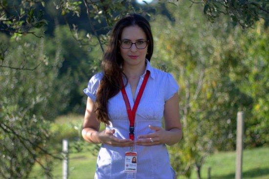 Ptuj tour guide - Sanja Selinšek