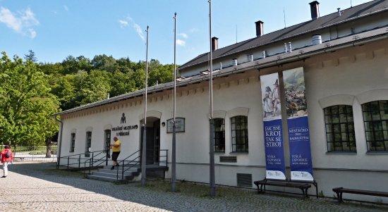 Wallachian Open Air Museum: Hlavní vchod do Valašské dědiny.
