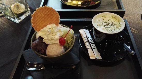 Taki : Sakura ice e Milk Matcha