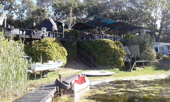 Moontide Guest House: Close to rivers edge 1