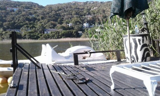 Moontide Guest House: Close to rivers edge 2