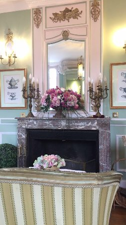 Hotel Villa Josephine : The breakfast-room