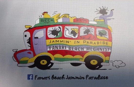 Jammin In Paradise: ticket