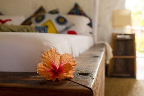 Makunduchi, Tanzania: Room detail