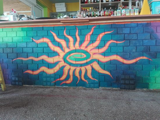 Jammin In Paradise: bar