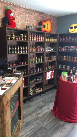 The Red Hot Chilli Store